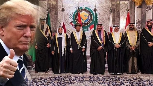 Trump Ortadoğu için Arap NATOsu planlıyor 92