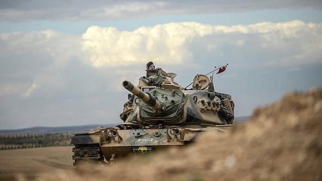 Türkiye Ortadoğu'da savaşa hazırlanıyor