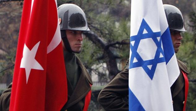 Türkiye ve İsrail'in Suriye'ye yönelik saldırıları