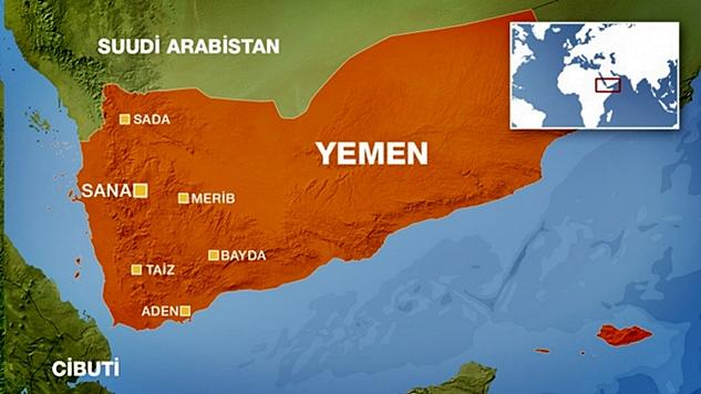 Kuzeyden güneye, Yemen gelişmeleri