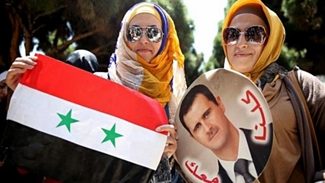 Suriyelilerin Suriye'si