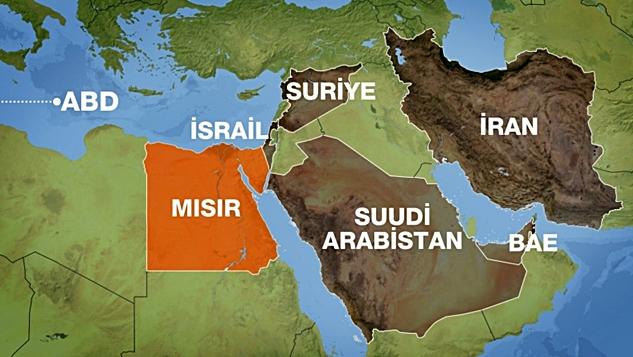 Yeni bir Ortadoğu'nun doğum sancıları