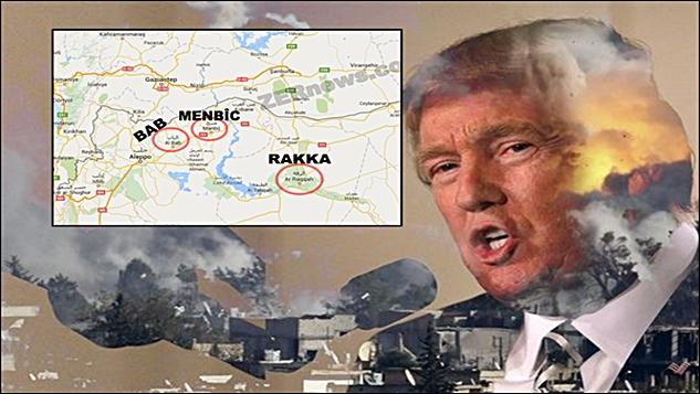 Rakka'yı Suriye'siz kurtarmak!