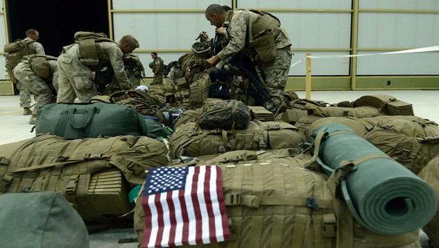 Amerika'nın Afganistan'daki