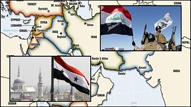 Amerika, İsrail ve Suudi Arabistan üçgeninin Irak ve Suriye'deki hedefleri