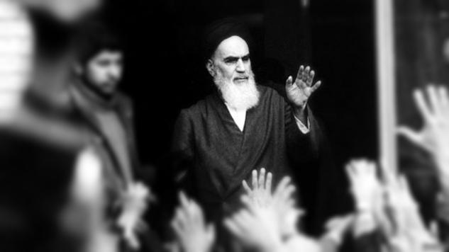 İslam İnkılabı, İmam Humeyni -ks- ve velayet ilkesi