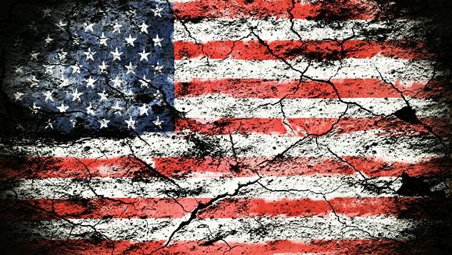 ABD Çöküyor...