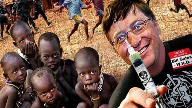 Medikal Derin Devlet ve Bill Gates..