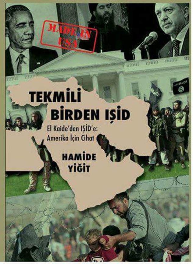 Tekmili birden IŞİD... El Kaide'den IŞİD'e Amerika için cihat