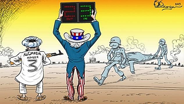 Somali örnekliğinde Amerikan emperyalizminin savaş ve işgal sistematiği