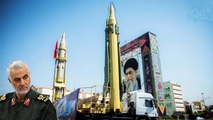 İran füze açısından süper güç olduğunu ortaya koydu