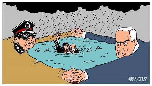 Nerede ablukanın kaldırılması, iyice kıskaca alınan Gazze çöküşün eşiğinde