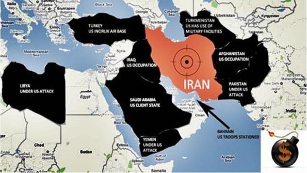 Suudi Arabistan, ABD'nin kışkırtmasıyla yine İran'a karşı askeri seçeneğe yöneldi