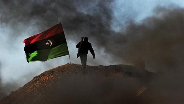 Libya: Önce yıkıp yağmaladılar şimdi de paylaşım için masaya oturdular width=