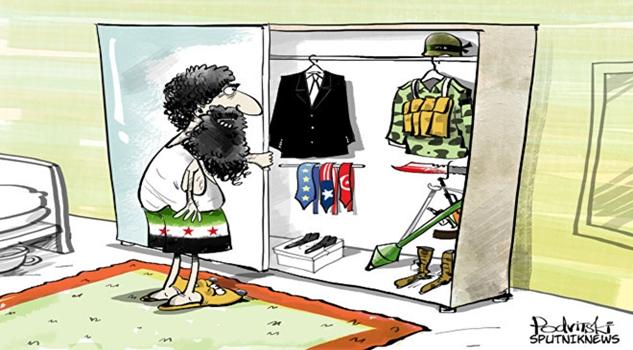 Özgür Suriye Ordusu'nun (ÖSO) gerçek bir yüzü var mı?