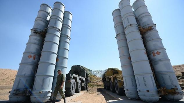 Suriye'ye S-300 sevkıyatı kararının anlattıkları