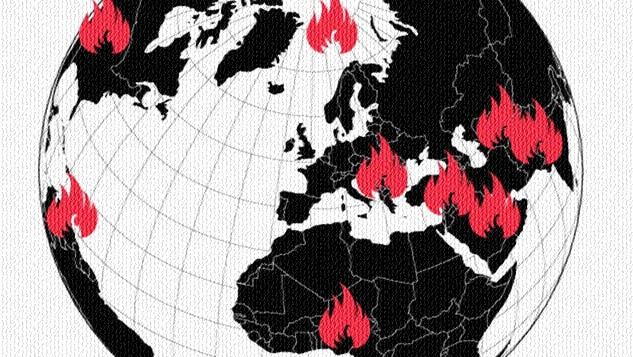 Türkiye'deki kriz ve dünya savaşı tehlikesi
