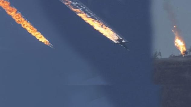 Rus uçağının düşürülmesinde, Amerikan ve Suudi pilotlarla, darbeci pilotların  işbirliği