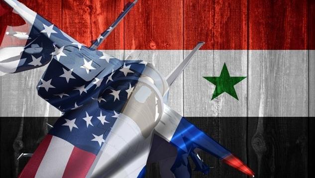 Suriye'de olan artık bir vekil savaşı değil, daha ziyade savaşa doğrudan bir müdahaledir
