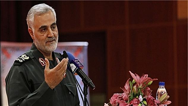 Kasım Süleymani: IŞİD ve diğer tekfirci gruplar Suriye için değil, İran'a karşı oluşturuldu