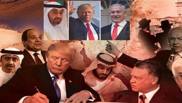 Artık İslam coğrafyasında, ya İsrail ile ya da İsrail'e karşı olmak üzere iki yol var