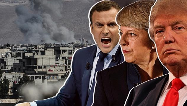 Suriye'ye dönük son bombardıman hakkında sorulması gereken 6 büyük soru