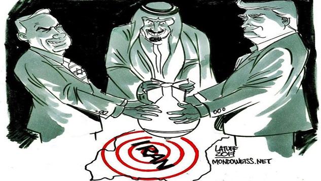 Kognitif Savaş: Batı–İbri–Arap ittifakının Direniş'e karşı temel eğilimi