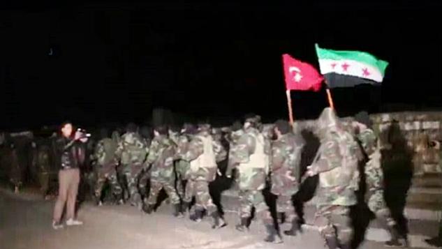 Erdoğan Afrin'e kimi götürüyor?