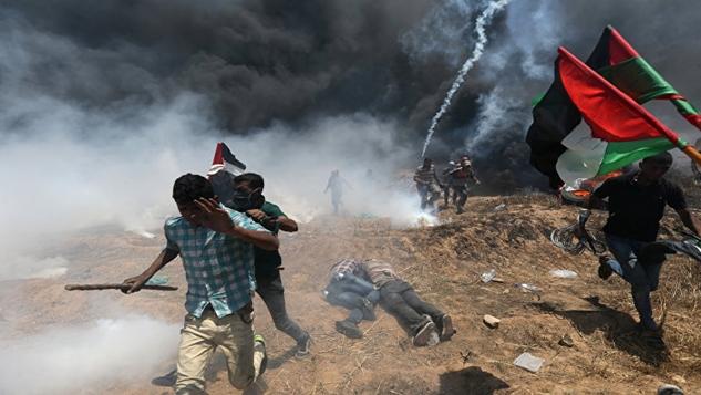 Amerikan basınında Filistinlilerin gizemli ölümleri!