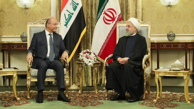 Ruhani'nin Irak ziyareti iki ülke için dönüm noktası olacak