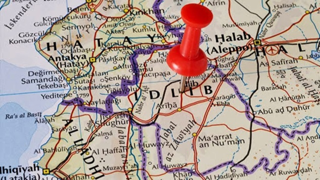 Savaşlara değer İdlip!