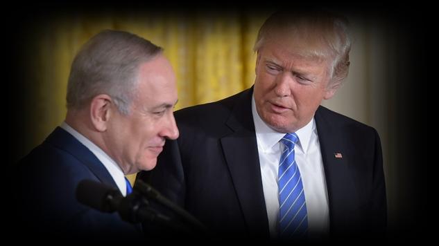 Trump yolu açıyor, İsrail vuruyor