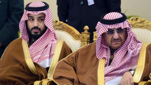 Suudi Arabistan'da taht entrikaları