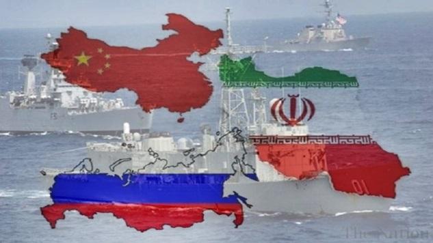 İran, Rusya ve Çin, dünyanın yeni güç üçgeni