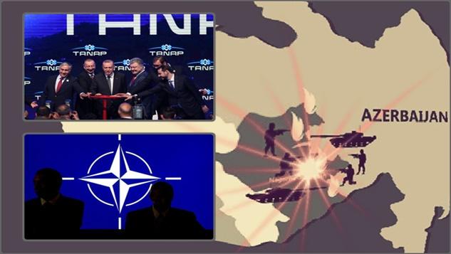 NATO, enerji Jeopolitiği ve Kafkasya'da çatışma width=