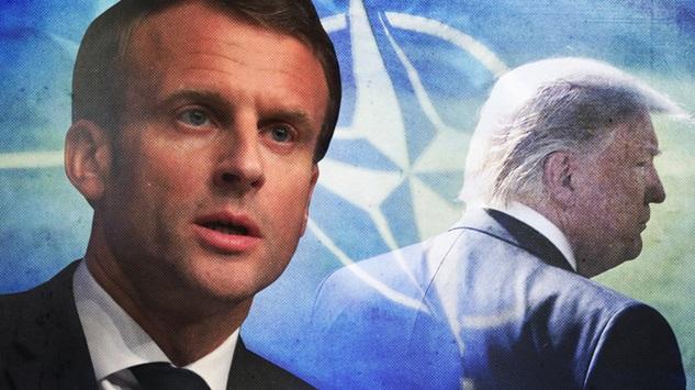 Macron, Economist dergisine, dünya savaşı ve NATO'nun çöküşü uyarısında bulundu width=
