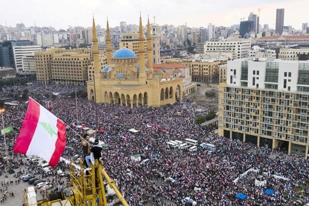 Lübnan'da sınıfçı sistem çöktü, demokratik bir sivil devlet kurmak için neler gerekiyor?
