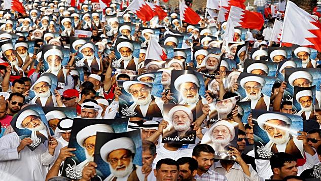 Bahreyn'deki Halife rejiminin sonu yaklaştı