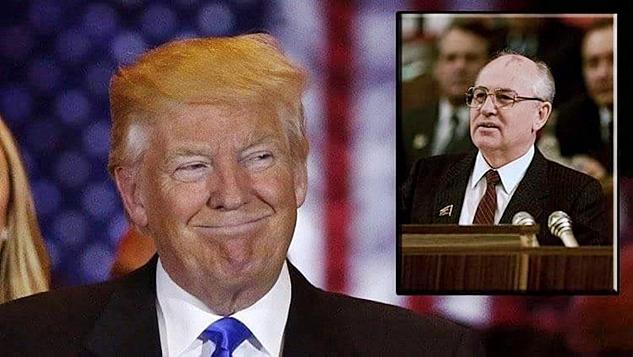 ABD'nin Gorbaçov'u Trump