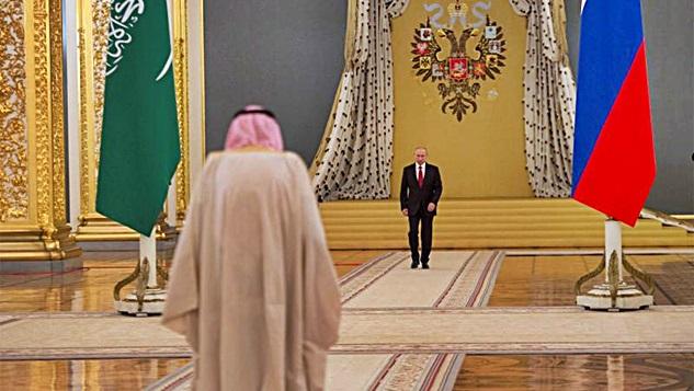 Putin'in Ortadoğu hesapları: ABD'nin kalbine yolculuk