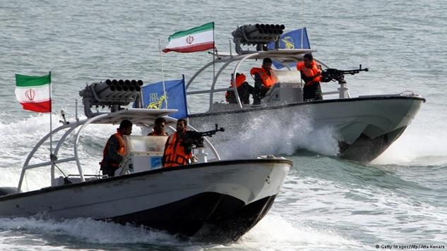 Basra Körfezi'nde İran donmasının güçlü varlığı, düşmanın uykularını kaçırıyor