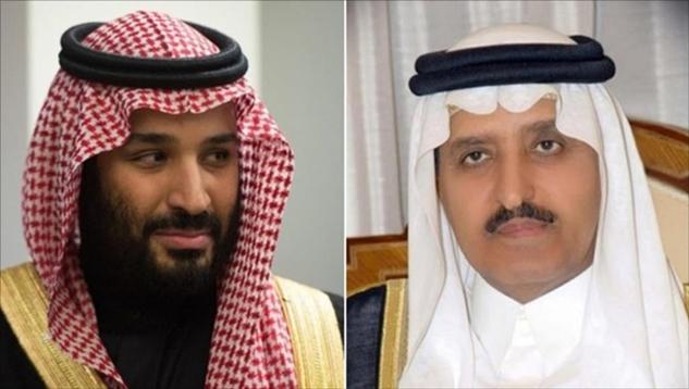 Suudi Arabistan'da Bin Selman ile Prens Ahmed arasında taht kavgası