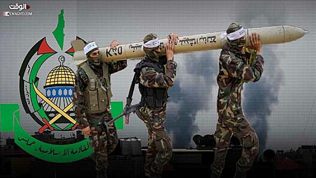 Hamas tüm gücü ile Siyonistlere karşı