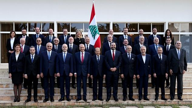 Lübnan Hükûmetinde Hizbullah'ın konumu