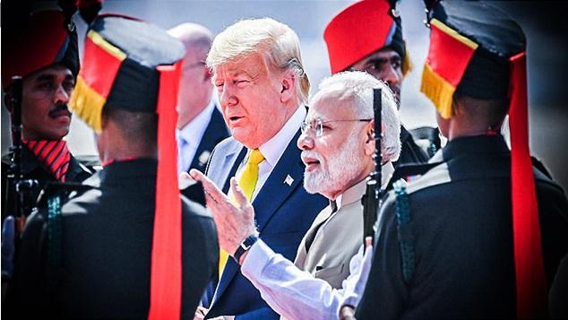 Trump'ın Hindistan ziyaretinden sonra Müslümanlara karşı tırmanan şiddet