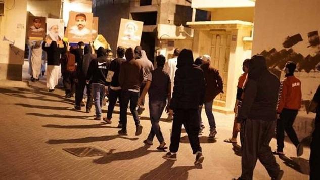 Devrimin 10. yılı: Bahreynliler El-Halife iktidarına karşı protestoya devam ediyor