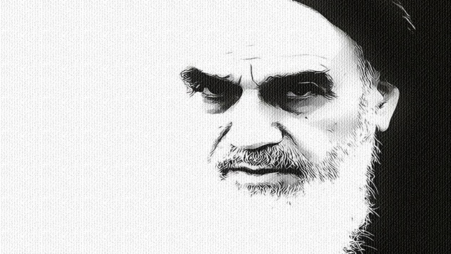 Ayetullah Humeynî'nin söyleminde Siyonist rejim problemi