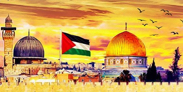 Kudüs insanlığın kurtuluşudur