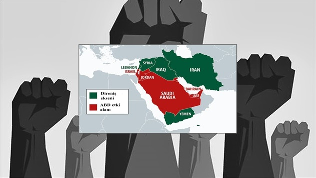 Yemen'den Lübnan'a iradeler ve cepheler birliği