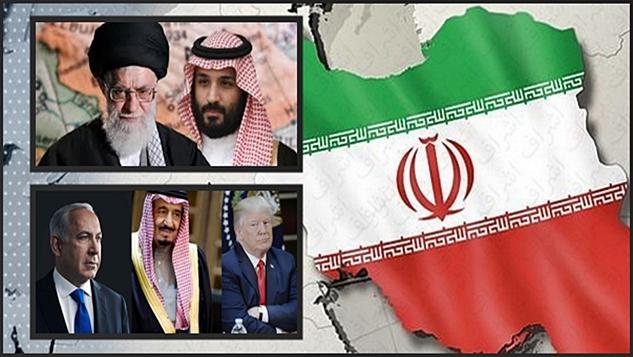 """Amerika, Suudi Arabistan ve Siyonist İsrail'in """"İran olayları"""" ile ne ilgisi var?"""